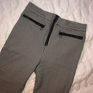 Urban Outfitters UO Susie High-Rise Zip-Front Pant